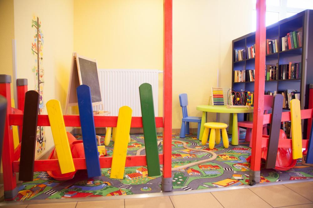 A & O Wien HB Szálló Kid's Corner
