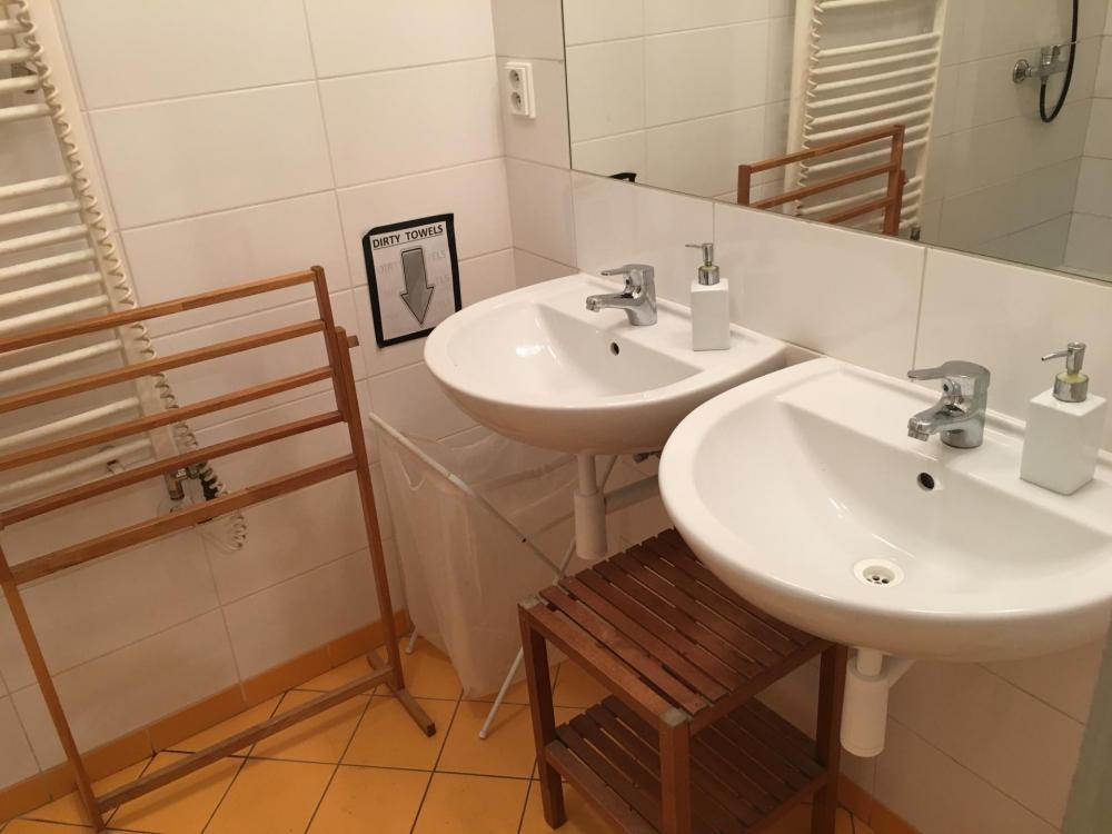 Közös zuhanyzók