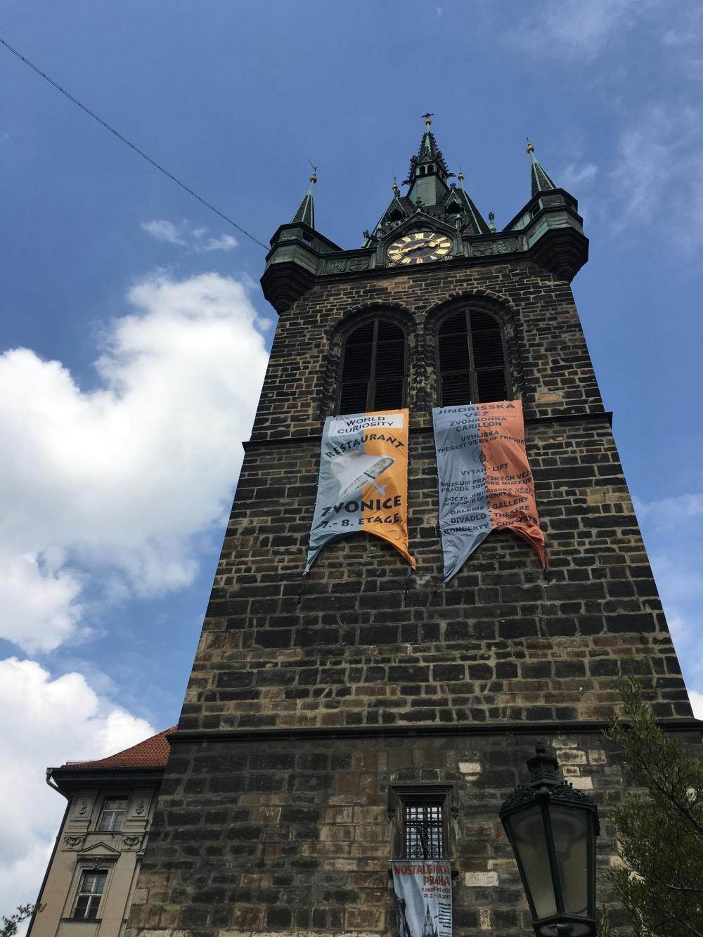 Jindrissska torony
