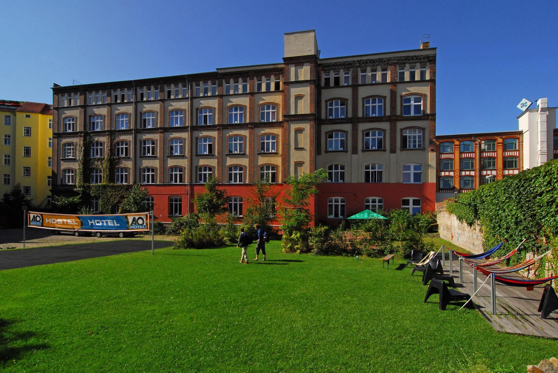 A&O Berlin Friedrichshain Hostel