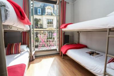 Hostelek és Ifjúsági Szállások - Smart Place Gare du Nord by Hiphophostels