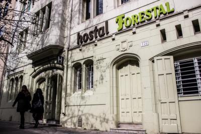 Hostelek és Ifjúsági Szállások - Hostal Forestal