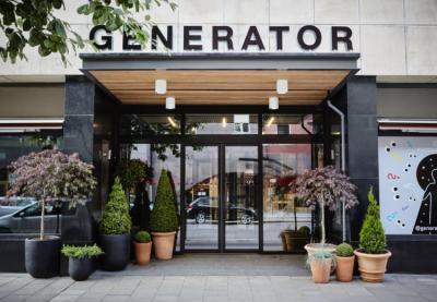 Hostelek és Ifjúsági Szállások - Generator Stockholm