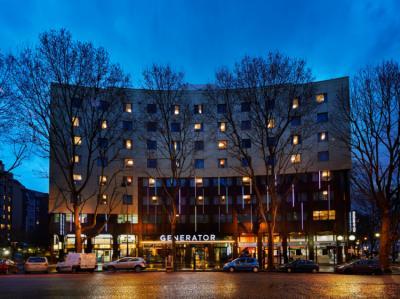 Hostelek és Ifjúsági Szállások - Generator Paris Hostel