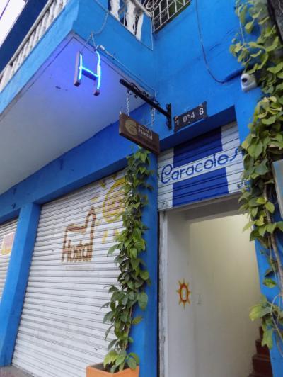 Hostelek és Ifjúsági Szállások - Hostal Caracoles