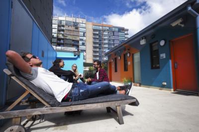 Hostelek és Ifjúsági Szállások - Hostel Melbourne Central YHA