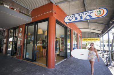 Hostelek és Ifjúsági Szállások - Hostel Cape Byron YHA