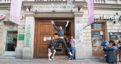 Hostelek és Ifjúsági Szállások - Wombat's CITY Hostel - Budapest
