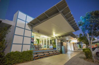Hostelek és Ifjúsági Szállások - Hostel Cairns Central YHA