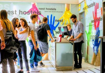 Hostelek és Ifjúsági Szállások - Purple Nest Hostel