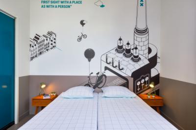 Hostelek és Ifjúsági Szállások - Hostel Stayokay Amsterdam Oost
