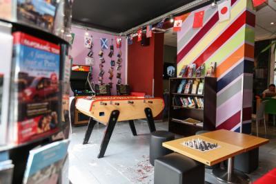 Hostelek és Ifjúsági Szállások - Le Montclair Montmartre by Hiphophostels