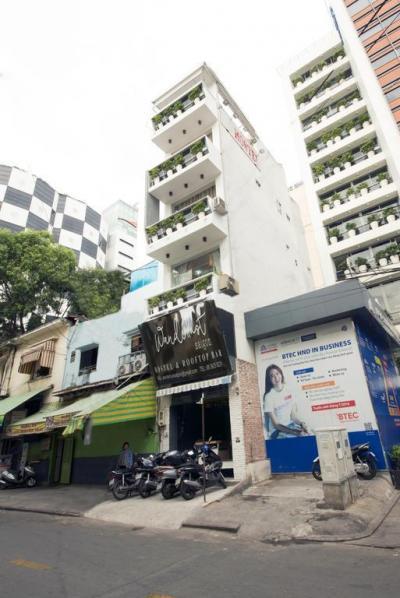 Hostelek és Ifjúsági Szállások - Wanderlust Saigon Hostel