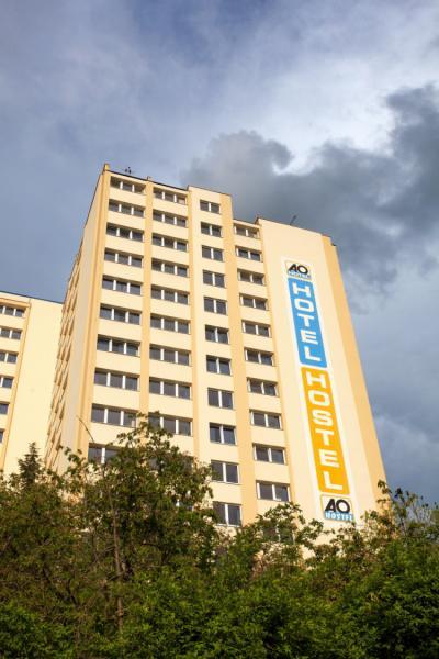 Hostelek és Ifjúsági Szállások - A&O Prague Metro Strizkov Hostel