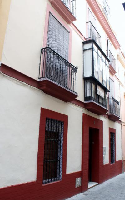 Hostelek és Ifjúsági Szállások - Arc House Sevilla