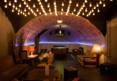 Hostelek és Ifjúsági Szállások - Wombat's City Hostel Vienna - The Lounge
