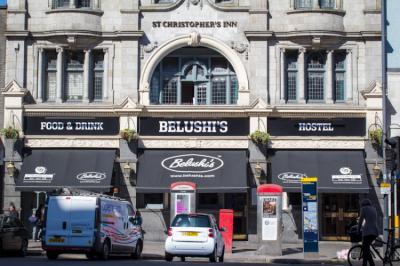 Hostelek és Ifjúsági Szállások - St Christopher's Inn, Hammersmith