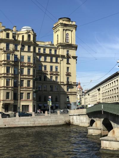 Hostelek és Ifjúsági Szállások - Mini hotel Fontanka 127