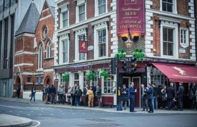 Hostelek és Ifjúsági Szállások - St Christopher's Inn, Liverpool Street