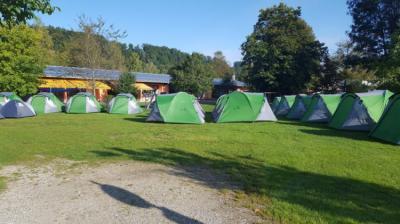 Hostelek és Ifjúsági Szállások - ESN Oktoberfest campsite