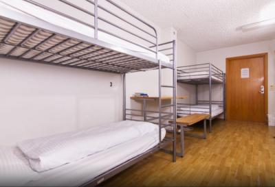 Hostelek és Ifjúsági Szállások - Hostel Capital Inn