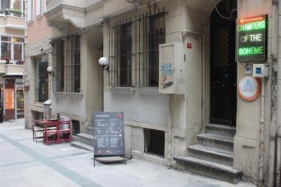 Hostelek és Ifjúsági Szállások - Hostel Chambers of the Boheme