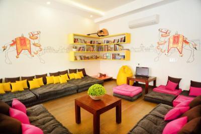 Hostelek és Ifjúsági Szállások - Zostel Jaipur