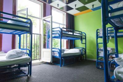 Hostelek és Ifjúsági Szállások - The flying pig Uptown Hostel