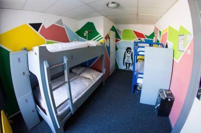 Hostelek és Ifjúsági Szállások - The Flying Pig Downtown Hostel