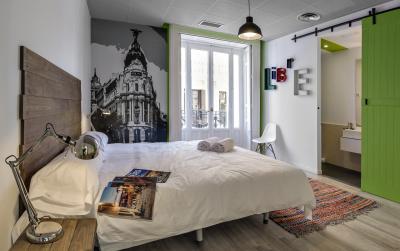 Hostelek és Ifjúsági Szállások - Safestay Madrid