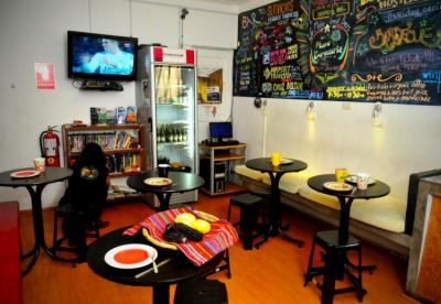 Hostelek és Ifjúsági Szállások - Dragonfly Hostels