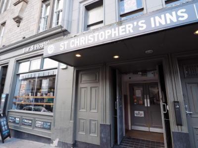 Hostelek és Ifjúsági Szállások - St Christopher's Inn, Edinburgh