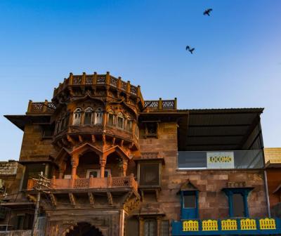 Hostelek és Ifjúsági Szállások - Locomo Hostel Jodhpur