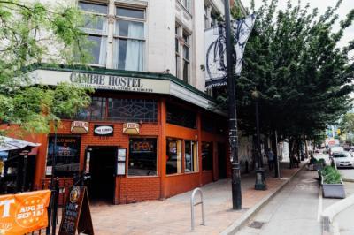 Hostelek és Ifjúsági Szállások - Cambie Hostel - Gastown