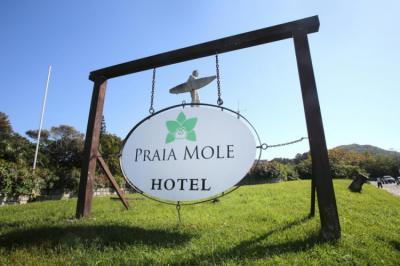 Hostelek és Ifjúsági Szállások - Praia Mole Hostel