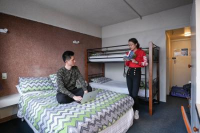 Hostelek és Ifjúsági Szállások - YHA Queenstown Central
