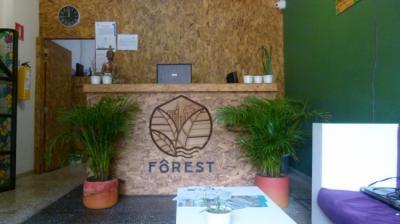 Hostelek és Ifjúsági Szállások - Forest Hostel