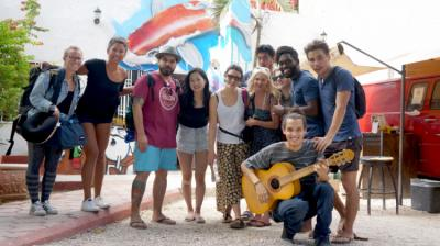 Hostelek és Ifjúsági Szállások - Fiesta Party Hostel Cancun