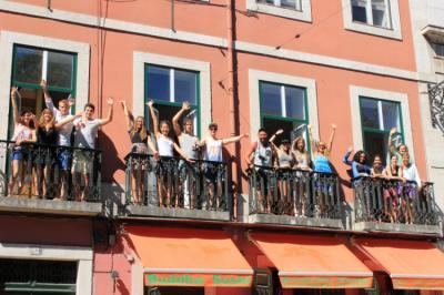 Hostelek és Ifjúsági Szállások - Lookout Lisbon! Hostel
