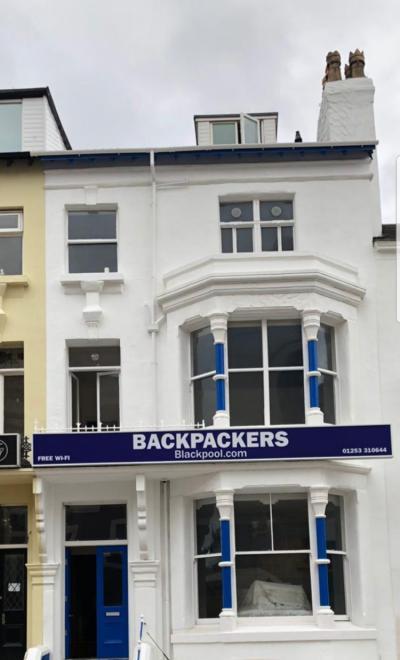 Hostelek és Ifjúsági Szállások - Hostel Backpackers Blackpool