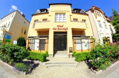 Hostelek és Ifjúsági Szállások - Die Botschaft Hostel
