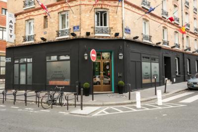 Hostelek és Ifjúsági Szállások - Arty Paris Portes de Versailles by Hiphophostels