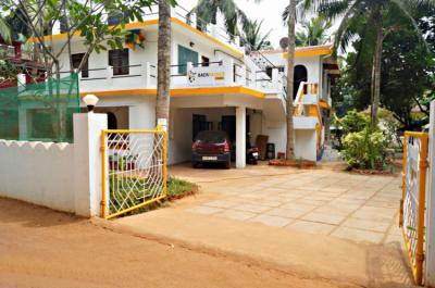 Hostelek és Ifjúsági Szállások - Backpacker Panda Goa Hostel