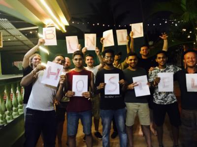 Hostelek és Ifjúsági Szállások - BunkIn Hostel Goa