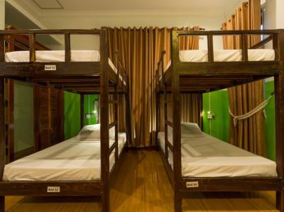 Hostelek és Ifjúsági Szállások - HI Siem Reap Deluxe Hostel