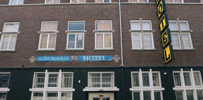 Hostelek és Ifjúsági Szállások - Hans Brinker Hostel Amsterdam