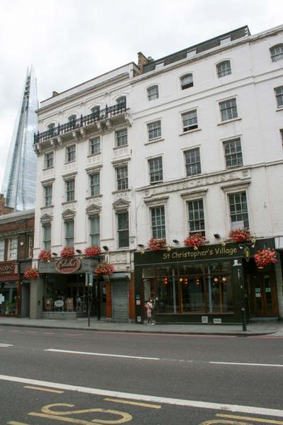 Hostelek és Ifjúsági Szállások - St Christopher's Inns: The Oasis, London Bridge