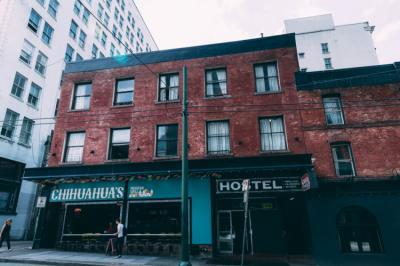 Hostelek és Ifjúsági Szállások - Cambie Hostel - Downtown