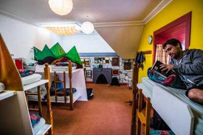 Hostelek és Ifjúsági Szállások - Castle Rock Hostel