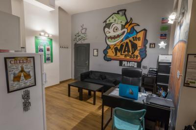 Hostelek és Ifjúsági Szállások - Hostel The MadHouse Prague